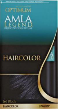 Amla Legend Miraculous Black Oil Dull Defying Hair Color