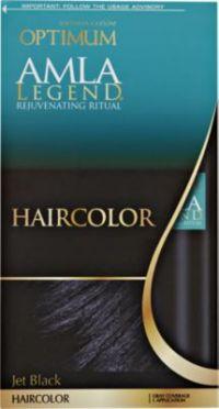 Amla Legend Miraculous Black Oil Dull Defying Hair Color