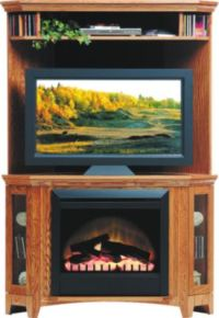 CORNER FIREPLACES: CORNER UNIT ELECTRIC FIREPLACE DIMENSIONS