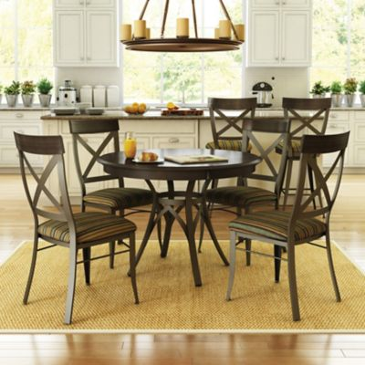 Amisco Kyle Dining Chairs Set Of 2