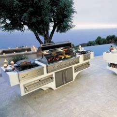 Outdoor Kitchens Countertops Kitchen Ultimate Viking Range Llc