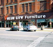 Furniture Stores Brooklyn Ohio Value City Furniture