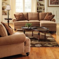 Microfiber Living Room Furniture Sets Ideas For A Small Pictures Hm Richards Madison Tan Sofa Chaise Collection