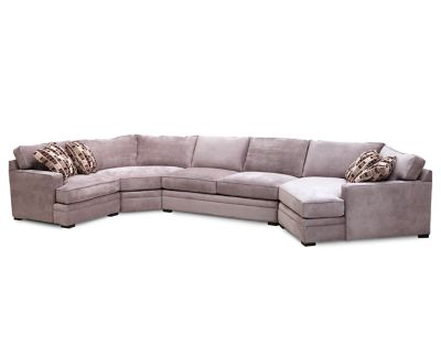 sofa mart sectional moroccan wooden base sectionals glenwood 4 pc 1