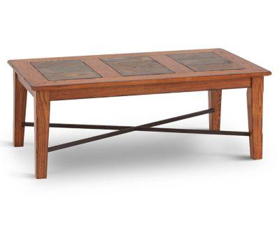 new aspen rectangle coffee table