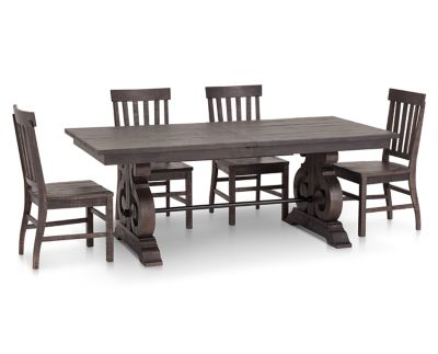 Sedona 5 Pc Dining Room Set  Furniture Row