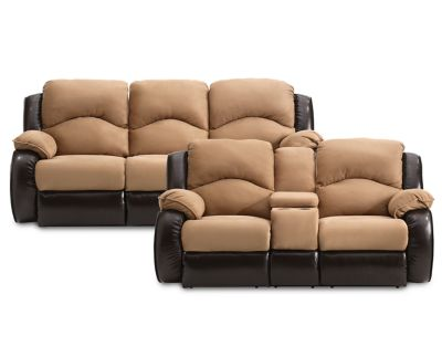 turner leather sofa pottery barn reviews drexel of logic shenandoah furniture reclining ...
