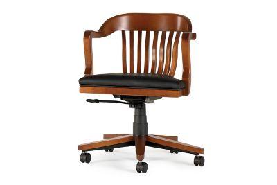 swivel chair not staying up revolving test my gunlocke office furniture wood casegoods desking bank of engladn