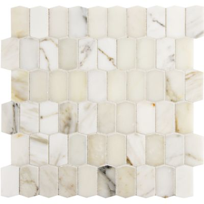 Calacatta Borghini Mosaics  ANN SACKS Tile  Stone
