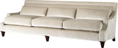 baker furniture max sofa new leather recliner singapore by thomas pheasant - 6130s  