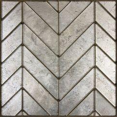Ceramic Tile Flooring Pictures Living Room Low Priced Sets Lucian Metallics Mosaics | Ann Sacks & Stone