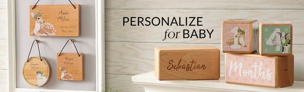 personalized baby gifts engraved