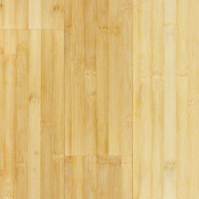 38 x 378 Horizontal Natural Bamboo Flooring  Supreme