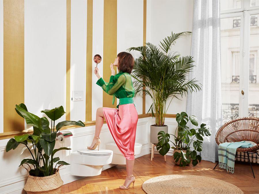quelles couleurs pour mes toilettes