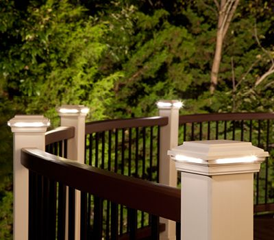 lights led step stair lights trex
