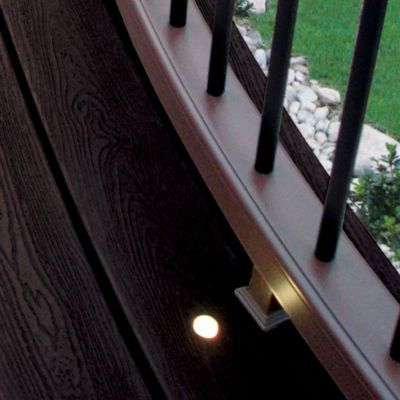 trex terrassenbeleuchtung luxuriose