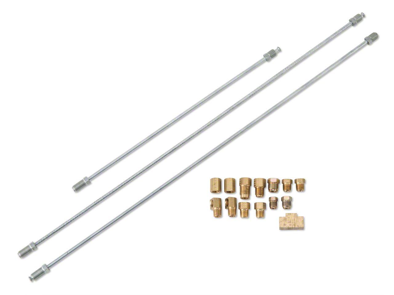Hurst Mustang Line Lock Roll Control Kit 1745000 (79-04
