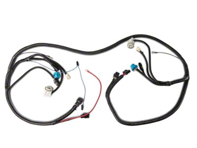 FORD RACING EFI WIRING HARNESS  Auto Electrical Wiring Diagram