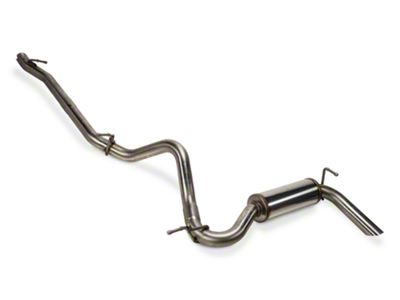 Magnaflow Competition Series Wrangler Cat-Back Exhaust
