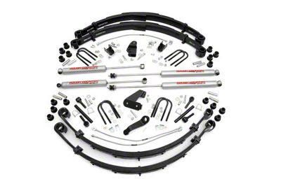 Rough Country 6 in. Wrangler Suspension Lift Kit 622M.20