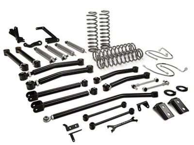 Rough Country 6 In. X-series Suspension Wrangler Lift Kit