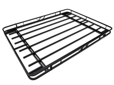 Garvin Wrangler Expedition Rack 44072 (07-17 Wrangler JK 2