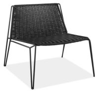Penelope Outdoor Lounge Chair - Modern Outdoor Chairs ...