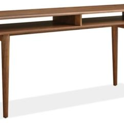 Sofa Tables For Living Room Brown Chenille Furniture Modern Console Board