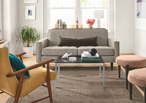 Seating Ideas for a Small Living Room  Ideas  Advice  Room  Board