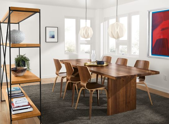Modern Dining Room  Kitchen Furniture  Room  Board