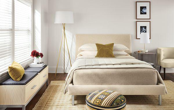 Modern Bedroom Furniture  Room & Board