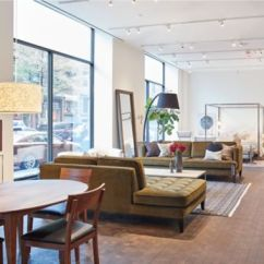 Sectional Sofas Nyc Showroom Are Crate And Barrel Good Quality Modern Furniture Store In Chelsea New York City Room Board