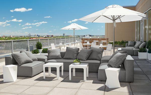 Modern Outdoor Furniture  Outdoor  Room  Board