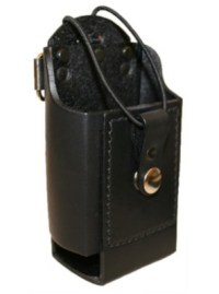 Boston Leather Universal Radio Holder