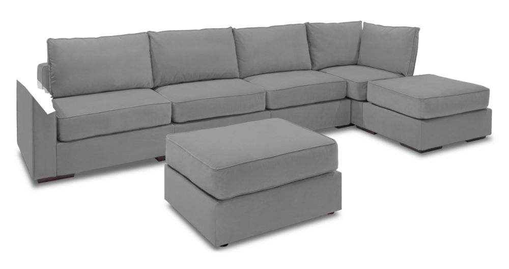 long sofa chair refilling cushions feathers sectional with chaise the benefits of large
