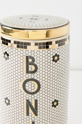 bistro tile canister
