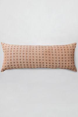 rebecca atwood lattice lumbar pillow