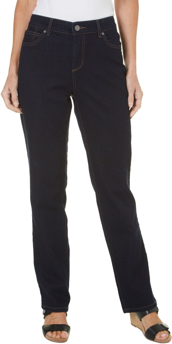 Bandolino Womens Mandie Perfect Fit Jean