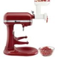 Kitchen Aid Pro Sit At Island Kitchenaid Professional 5 Plus Series Stand Mixer Red Canadian Tire Bundle