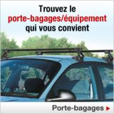 Porte-bagages  barres SportRack System 1 | Canadian Tire