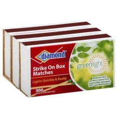 Kitchen Matches Tables For Small Kitchens Diamond Greenlight Strike On Box Large 3 Ct