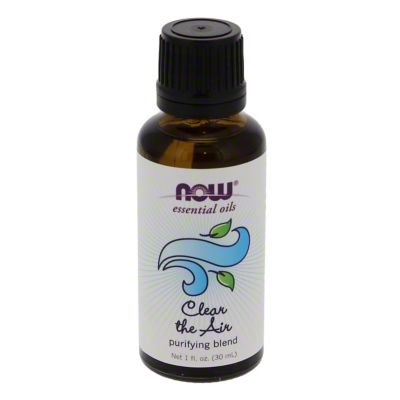 NOW Essential Oils Clear the Air Purifying Oil Blend 1 oz ...
