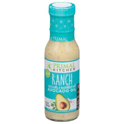 Primal Kitchen Dressing Ranch With Avocado Oil 8 oz ...