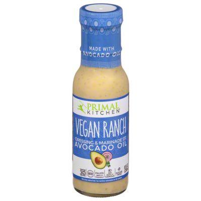 Primal Kitchen Vegan Ranch with Avocado Oil 8 oz ...