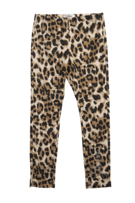 Guess Girl Darci Brown Leopard Leggings 4-16