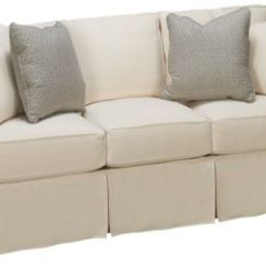 Rowe Nantucket Sofa Slipcover Replacement Beds Sacramento Ca Slipcovered Outlet