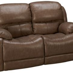 Futura Leather And Vinyl Power Reclining Sofa With Headrest In Stone Sitting On Reading Loveseats For Sale At Jordan S Furniture Stores Ma Nh Ri Ct Alta Loveseat Recliner Tilt