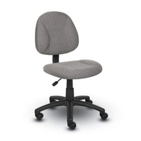 posture deluxe chair antique office boss products b315