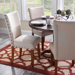Kirklands Dining Chairs Foldable Target Room Sand Parsons Chair