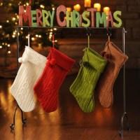 Kirklands Merry Christmas Stocking Holder: questions ...